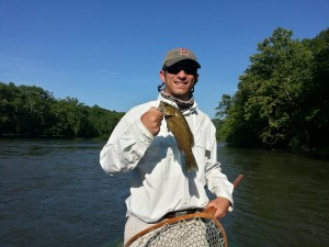 Shenandoah Smallmouth