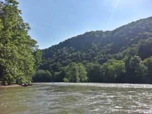 View on the Shenandoah