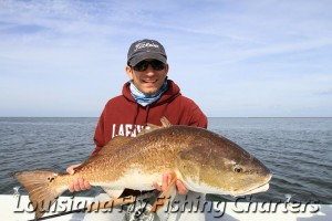 29 pound Redfish