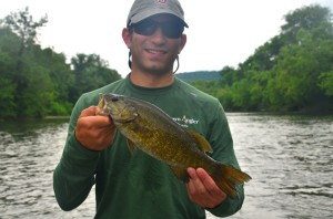 James River Smallmouth Fly Fishing