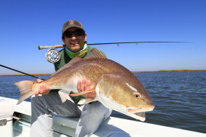Redfish on the Marsh