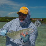 Ron with a nice bonefish